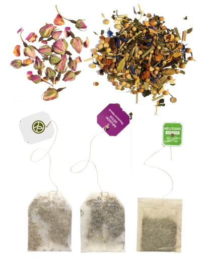 infusions sachets