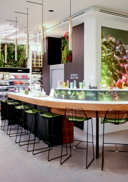 concept store Yves Rocher