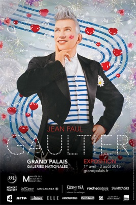 Gaultier affiche expo