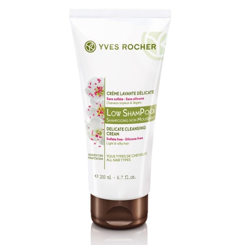 low shampoo yves rocher
