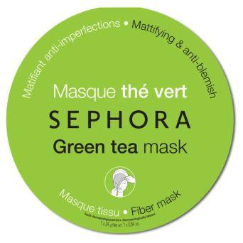 masque tissu sephora