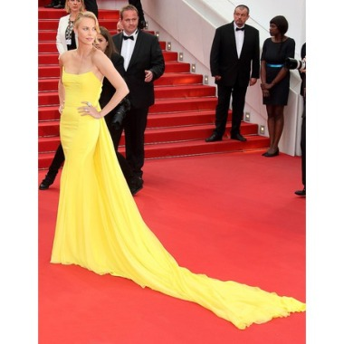 Cannes 2015 Charlize Theron Dior Couture