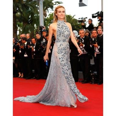 Cannes 2015 Diane Kruger Prada