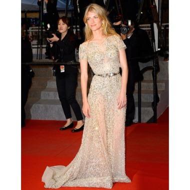 Cannes 2015 Mélanie Laurent en Zuhair Murad