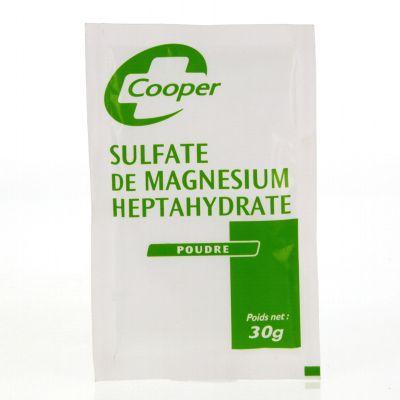sulfate de magnésium