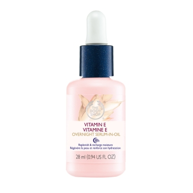 overnight serum in oil The Body Shop