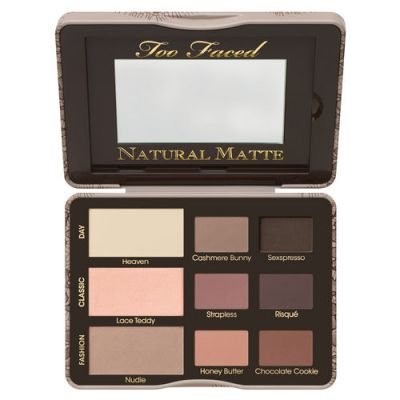 Palette Natural Matte Too faced