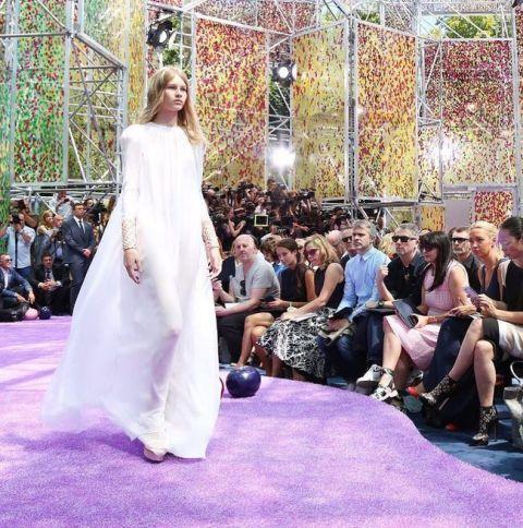 Défilé Dior FW Juillet 15