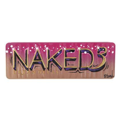 naked 3 édition limitée