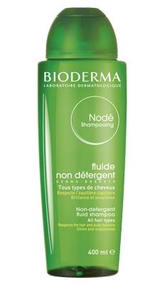 Shampoing fluide non détergent Bioderma
