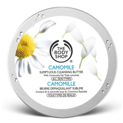 Beurre démaquillant camomille The Body Shop