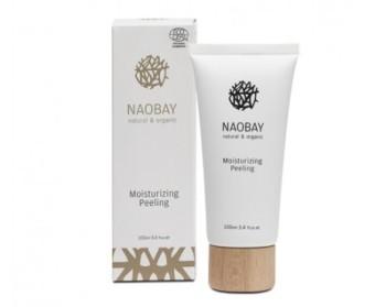 Moisturizing peeling Naobay