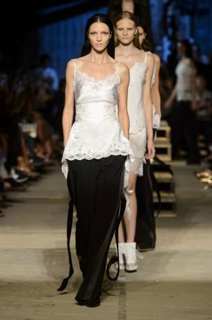 Défilé Printemps Ete Givenchy
