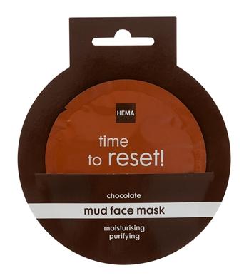 Masque chocolat Hema