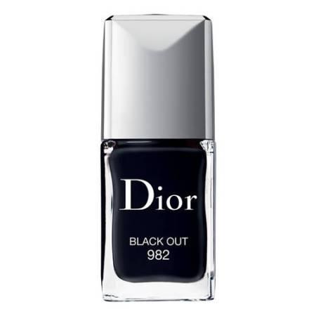 vernis Dior Blackout