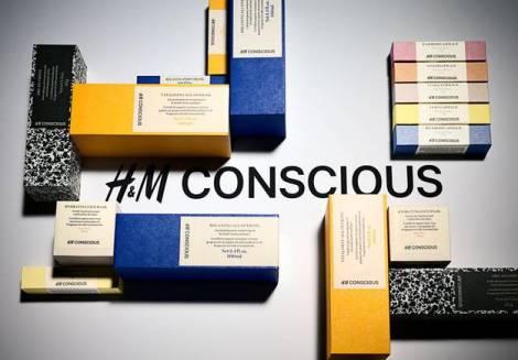 H&M maquillage Conscious
