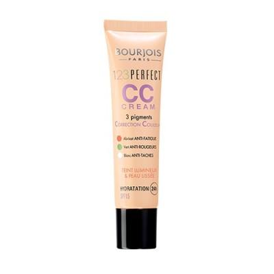 1 2 3 CC cream Bourjois