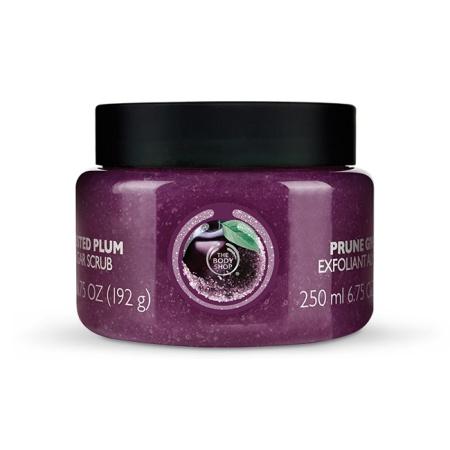 exfoliant prune givrée The Body Shop