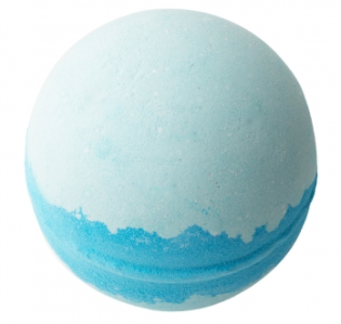 Frozen bombe de bain Lush