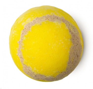 Honey Bee bombe de bain Lush